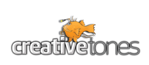 CreativeTones Mobile Logo